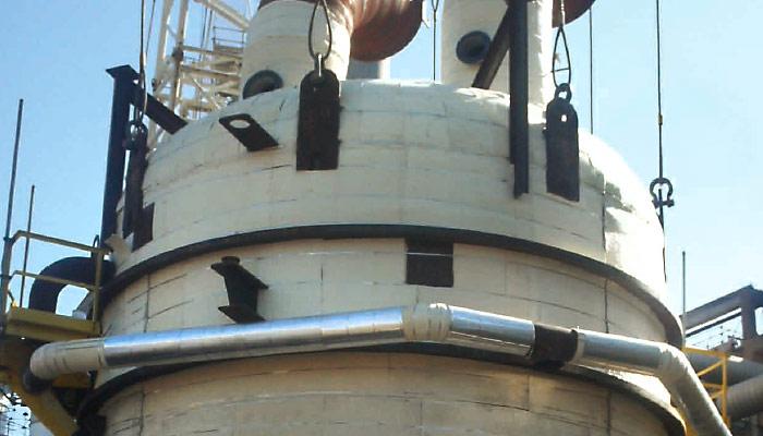 Distilasyon Kolon Yalitimi
